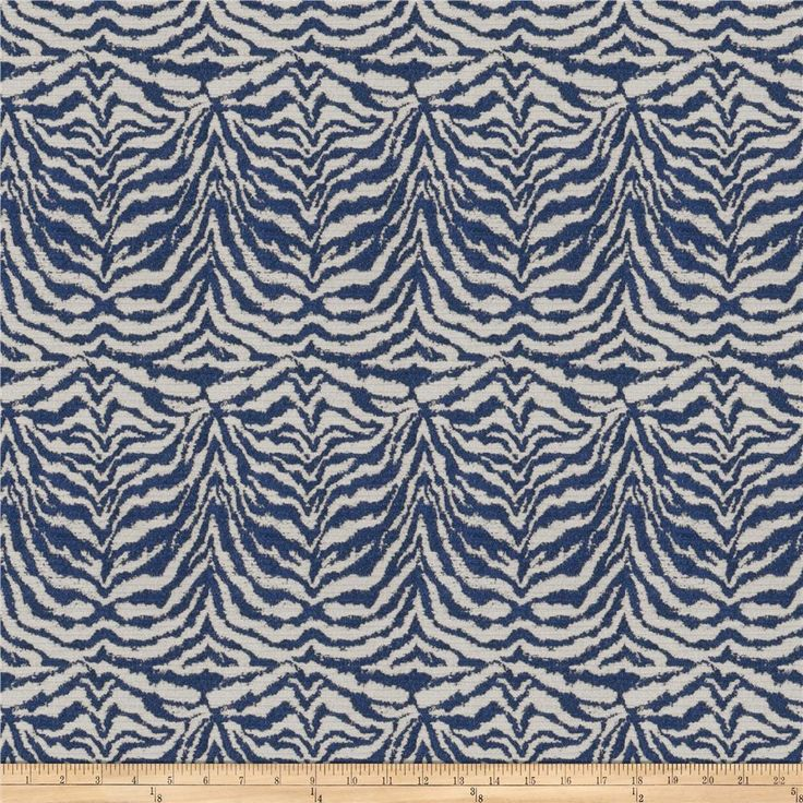 Fabricut Chenille Hide Chenille Navy from @fabricdotcom  This lovely chenille fabric is  perfect for valences, toss pillows, and upholstery projects like ottomans and headboards.