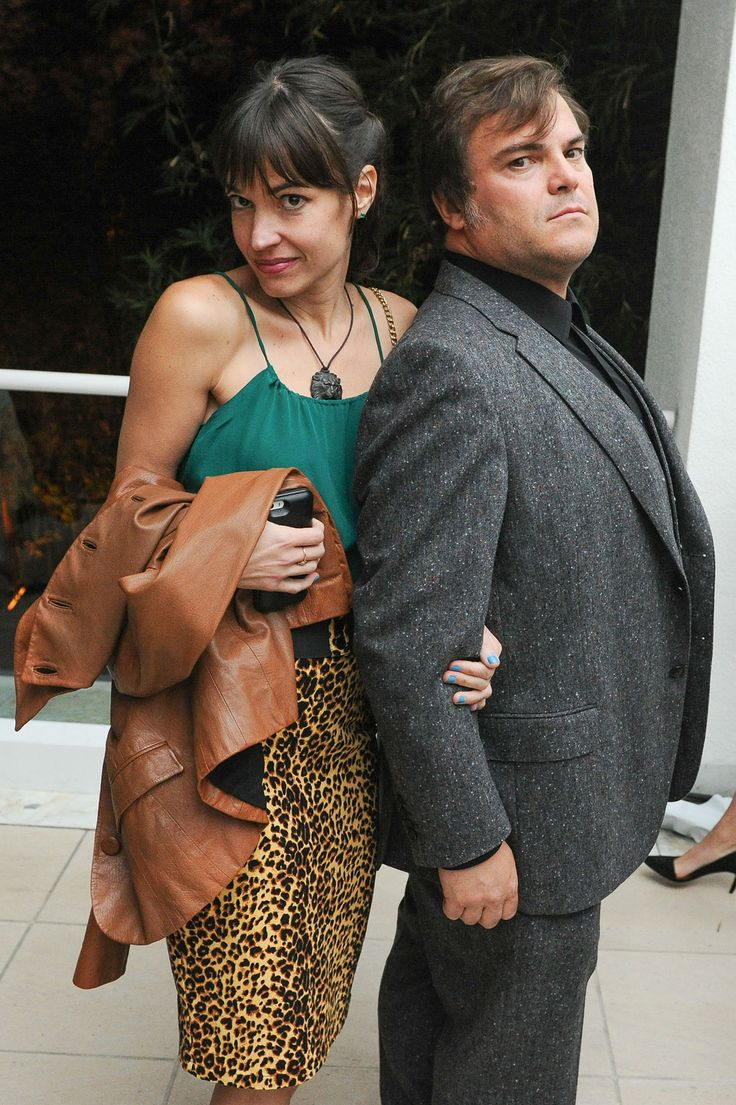 Hammer Time - Tanya Haden and Jack Black