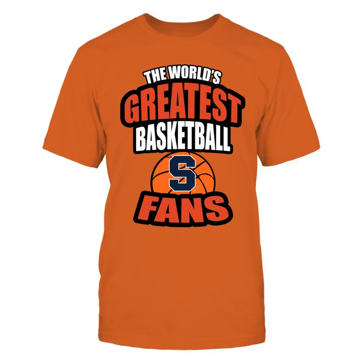 World's Greatest Basketball Fans - Syracuse T-Shirt, Syracuse Official Apparel - Wear Your Pride!  The Syracuse Orange Collection, OFFICIAL MERCHANDISE  Available Products:          Gildan Unisex T-Shirt - $25.95 District Men's Premium T-Shirt - $27.95 Gildan Women's T-Shirt - $27.95 District Women's Premium T-Shirt - $29.95 Gildan Long-Sleeve T-Shirt - $33.95 Gildan Fleece Crew - $39.95 Gildan Unisex Pullover Hoodie - $49.95       . Buy now => http://activeation.com/AL4O