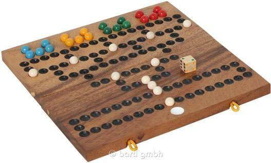 Bartl, Blockade, Würfelspiel für 2 - 4 Spieler ab 6 Jahren | 107249 / EAN:4250323816420