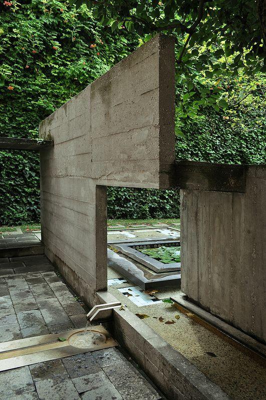 Brooke testoni carlo scarpa architect architectural - Carlo scarpa architecture and design ...