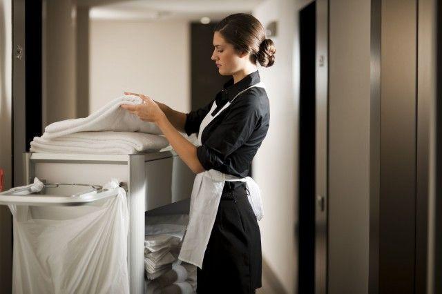 Секреты уборки от горничных лучших отелей 0