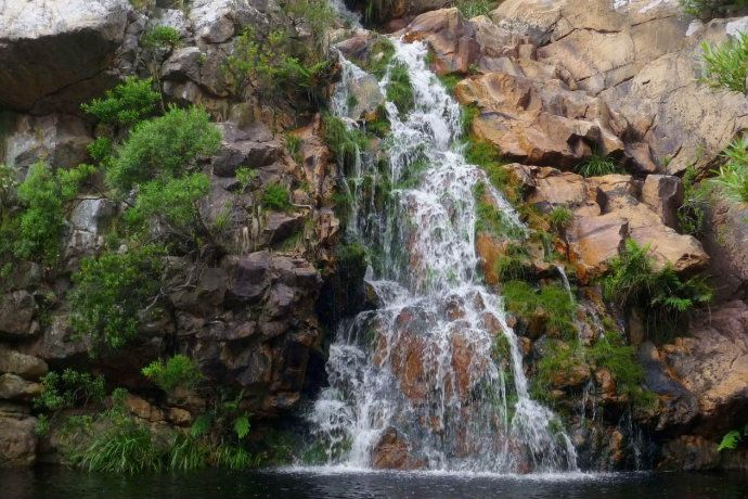 crystal-pools SOUTH AFRICA- KLOOFING- CLIFF JUMPING- WATERFALLS-NEAR-CAPE-TOWN http://www.keepcalmandtravel.com/south-africa-top-10-things-to-do-around-and-in-cape-town-adventure-seekers/