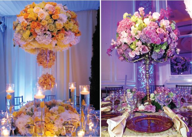 151 best wedding centerpieces ideas images on pinterest decorating large wedding centerpieces junglespirit Images
