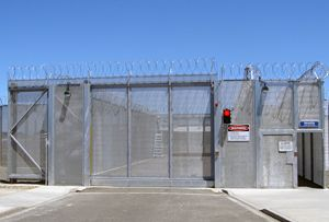 prison gate - Google Search