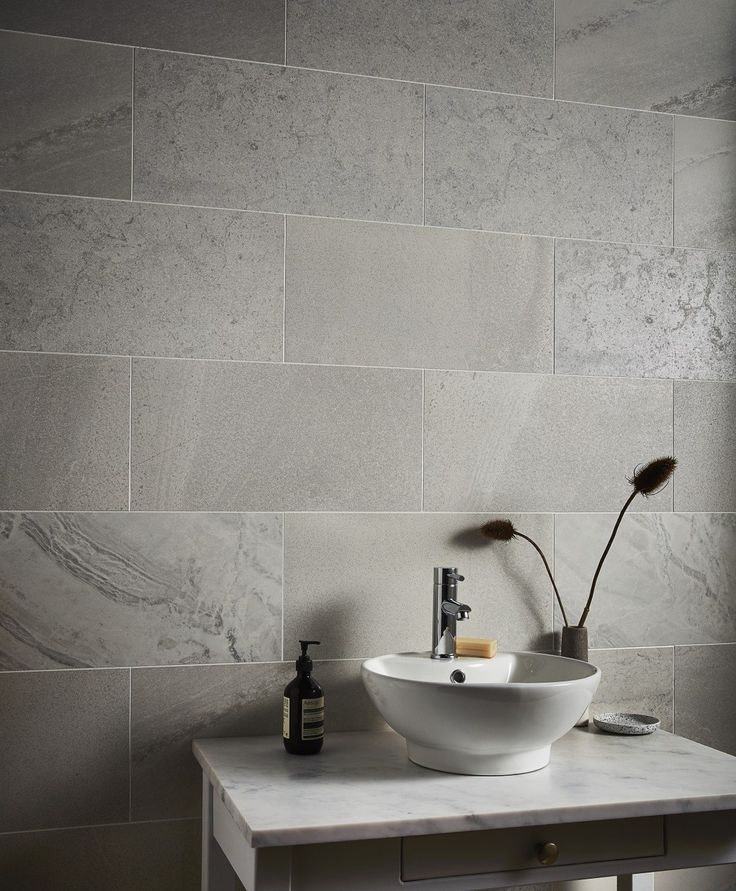 Volcano Silver Rectified Wall And Floor Tile