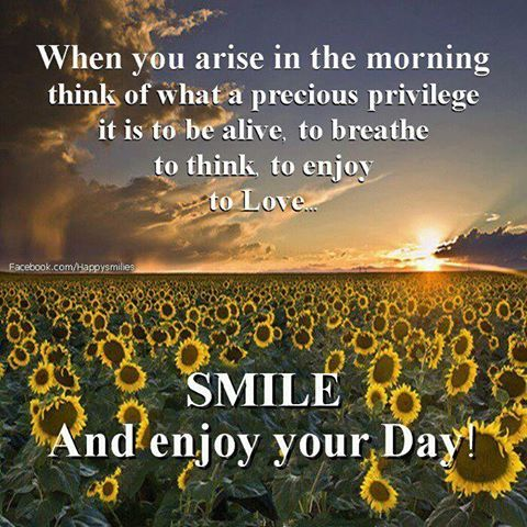 Beautiful morning blessing quotes!♡