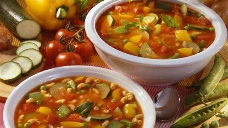 Die Super-Schlank-Suppe