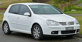 Volkswagen Golf Mk5 (1K)