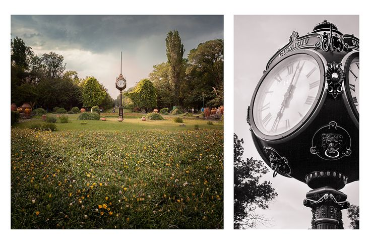 Parcul Cișmigiu.