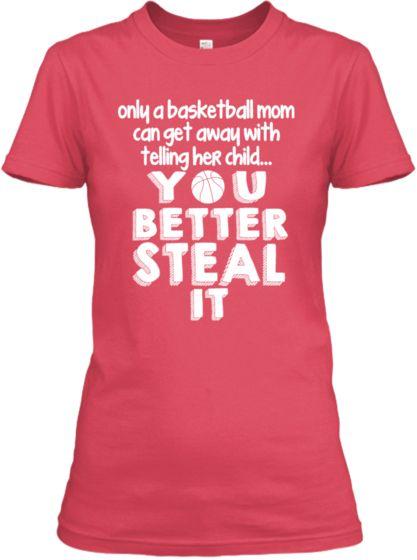 Only a Basketball Mom...   Teespring