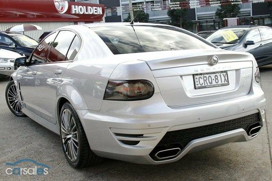 2010 Holden Special Vehicles Senator E Series 2 Signature Sports Automatic
