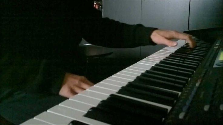 Je t'aime - Lara Fabian (Version piano)