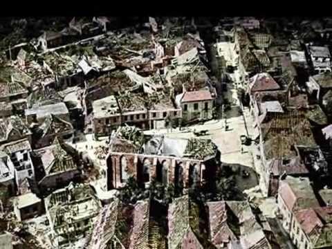 BORCULO STORMRAMP 1925 - ingekleurde beeldcompilatie uit Borculo van rei...