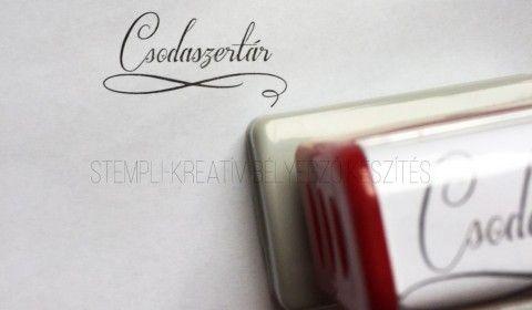 Flash bélyegző a Csodaszertárnak