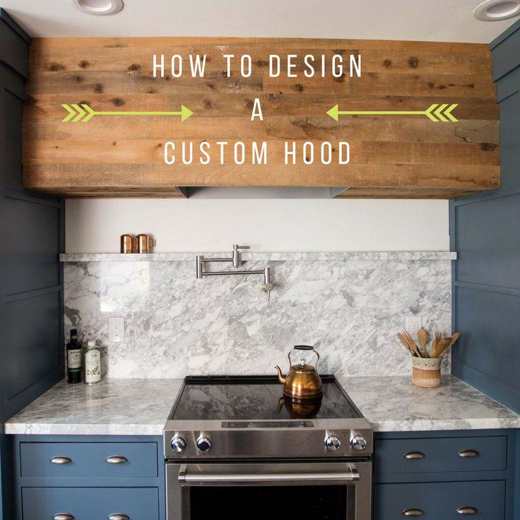 25+ Best Custom Range Hood Ideas On Pinterest