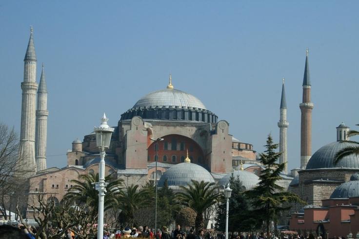 Sf. Sofia, Istambul