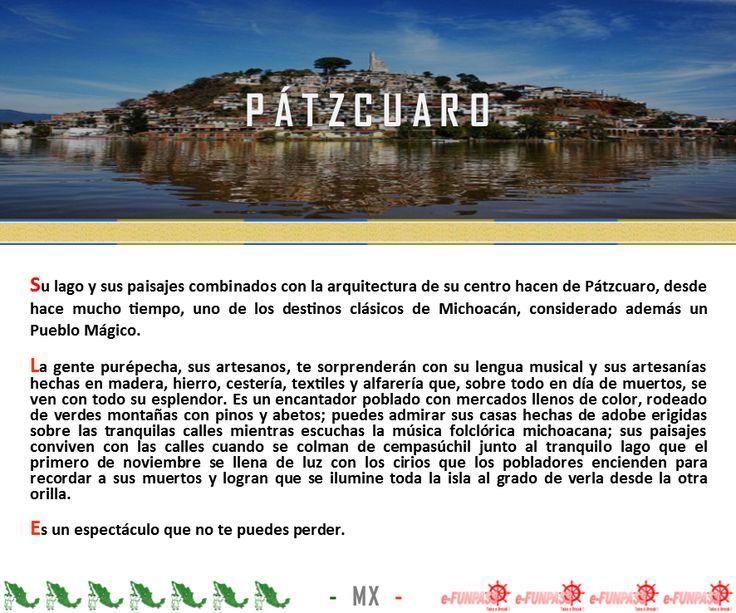 Pátzcuaro Info...