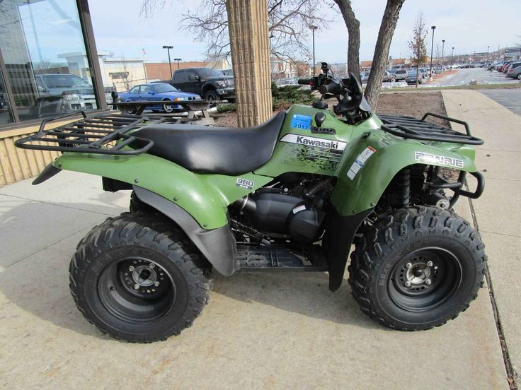 Used Kawasaki North Alabama