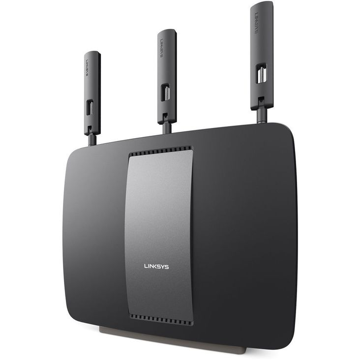 Linksys EA9200 Ieee 802.11ac Ethernet Wireless Router #EA9200-4A