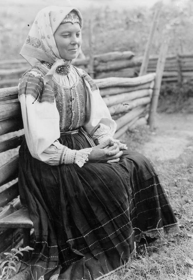 Osturňa (Zamagurie - Horný spiš), 1910-1930