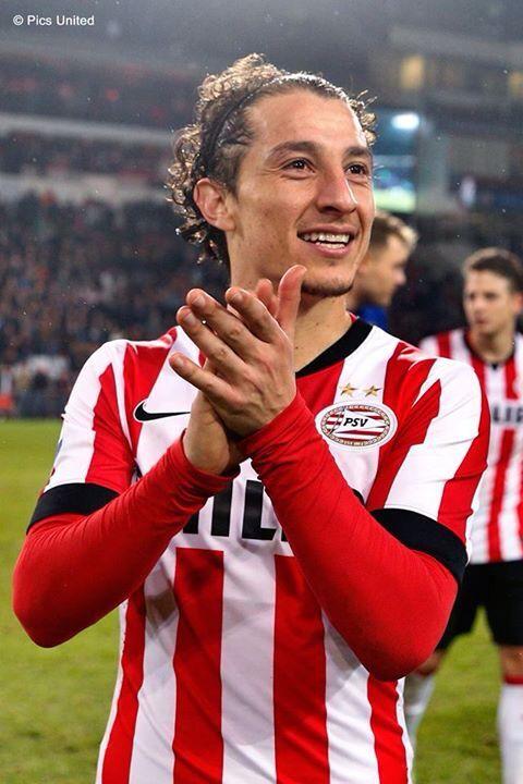 PSV en Valencia akkoord over Andrés Guardado.