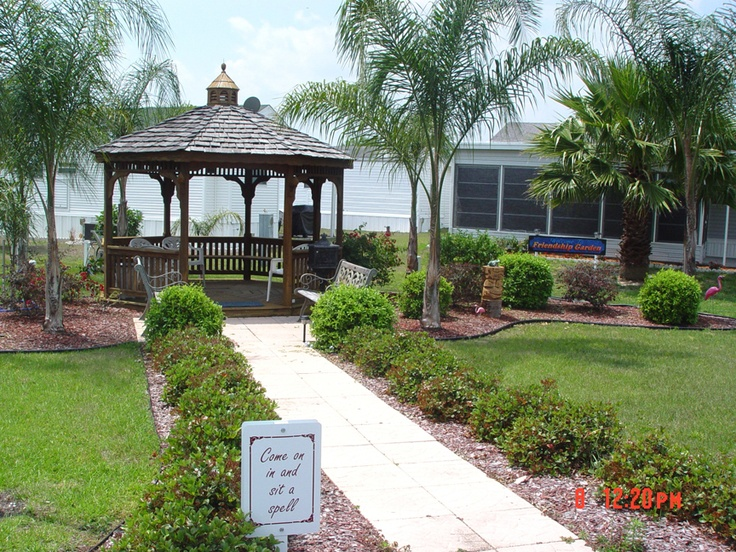 Adelaide Shores RV Resort At Avon Park Florida