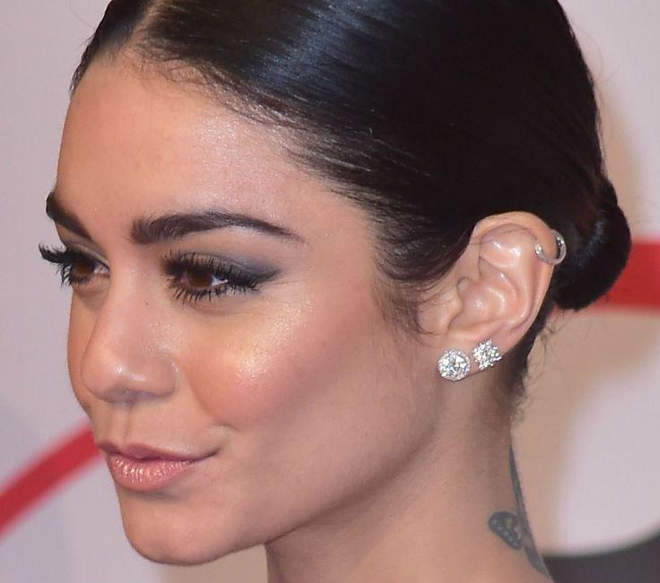 Vanessa Hudgens Ear Piercings
