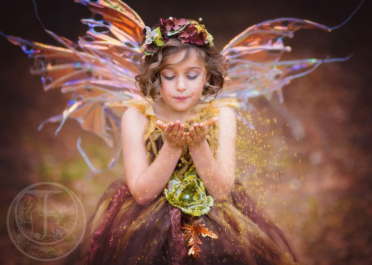 blowing glitter - www.fairyography.com | little kids style ...