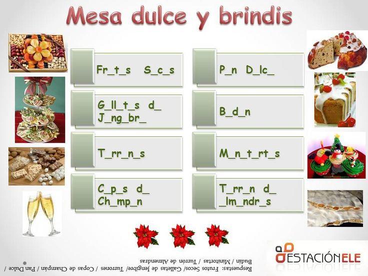 La Navidad En España   from lemamartinez         Para aprender el vocabulario                        ...