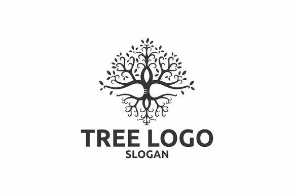 Tree Logo @creativework247