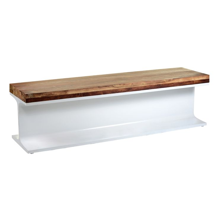 _0062_BI-2979WHT Beam Bench, White