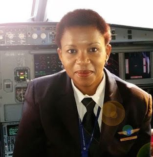 Meet South Africa's first black female pilot   Asnath Mahapa  Asnath Mahapa is the first black female pilot trainee in South Africa. She has been in the aviation industry for more than 10 years and the first African woman to acquire an Airline Transport Pilot Licence in South Africa.  She was fascinated by planes as a teenager little did she know she would break boundaries with them by becoming South Africa's first African female pilot. Mahapa whose father didn't want her to become a pilot…