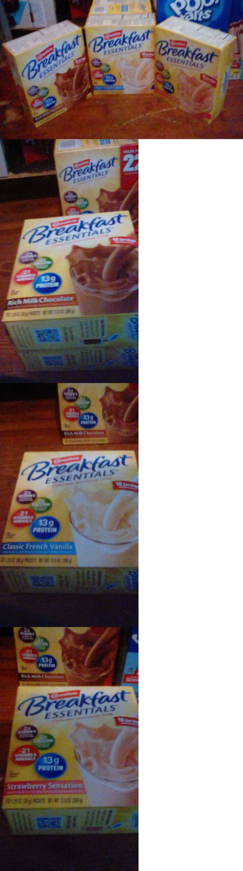 Flavored Coffee 115718: Carnation Instant Breakfast Powder, Strawberry , Chocolate , Vanilla, 90 Pks -> BUY IT NOW ONLY: $51 on eBay!