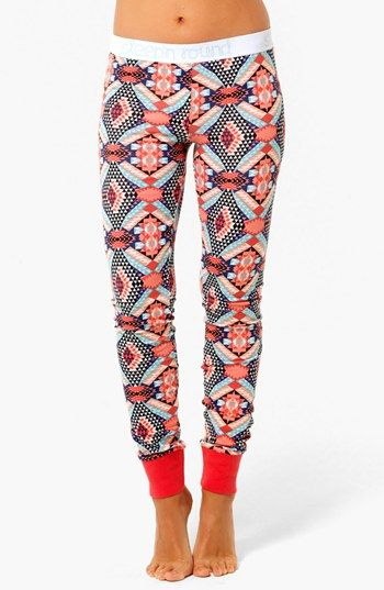 Sleep'N Round 'Out of Africa' Leggings available at #Nordstrom