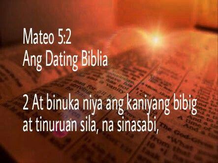 Roma 9 ang dating biblia