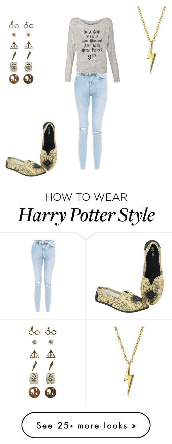 """""""Harry Potter"""" by minionmayamoo on Polyvore featuring Bling Jewelry"""