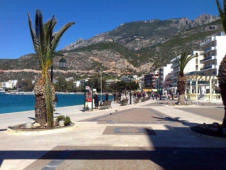Loutraki Greece summer 2013