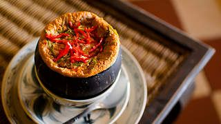 Cambodian Royal seafood amok recipe : SBS Food