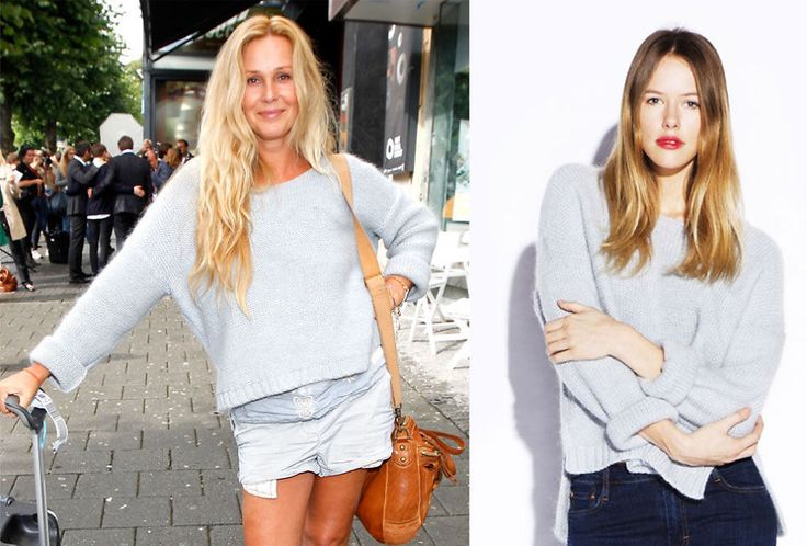"""Dorthe Skappel get flak for """"Skappel sweater"""" - MinMote.no - the largest fashion page"""