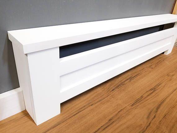 shaker style custom baseboard heater covers custom sizes rh pinterest com