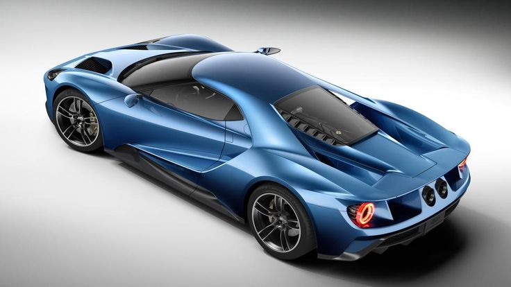 Ford Stuns In Detroit With GT