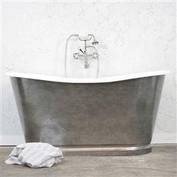 Penhaglion Antique clawfoot bathtub for sale  Vintage Designer Cast Iron  French Bateau Tub Package Best 25  Bathtubs for sale ideas on Pinterest   Diy grey bathrooms  . Antique Cast Iron Tub Value. Home Design Ideas