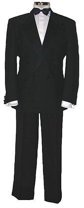 Definition of Black Tie, for formal events - Wikipedia