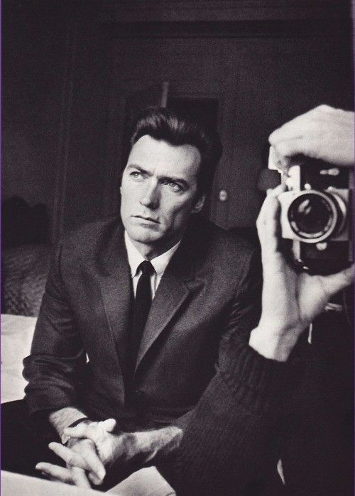 Hot Clint Eastwood