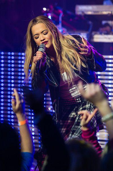 Rita Ora Photos: 'TFI Friday' - Live Broadcast -December 11 2015