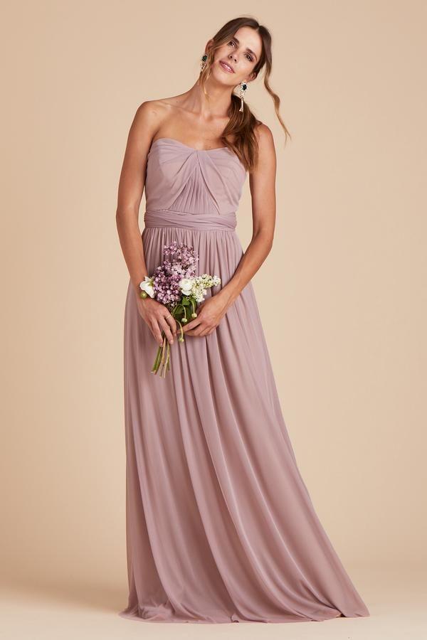 a296b0311e84 Chicky Convertible Dress - Mauve