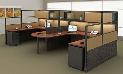 Cubicle Furniture | ... offers a complete line of new & used office furniture including