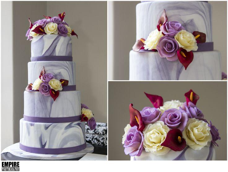 Lovely wedding cake !