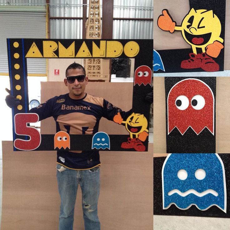 Pacman Frame!!! Marco de Pacman!!! Nice #Pacman #geek #videogames #lasercut #cortelaser #graphicdesign #diseñografico #trabajo #awesome #S2 by fashionista0026